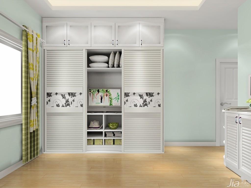 整体衣柜选购    年轻人挑选整体衣柜小窍门