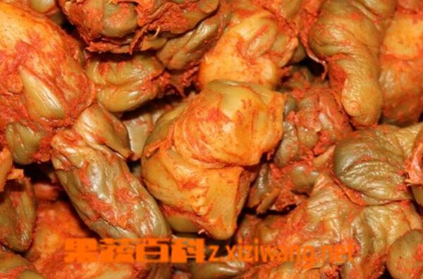 果蔬百科榨菜是怎样腌制